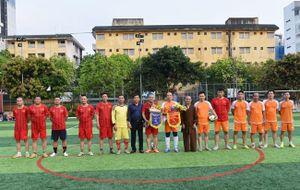 Chùa Duệ Tú giao lưu bóng đá chào mừng kỷ niệm 130 năm ngày sinh chủ tịch Hồ Chí Minh