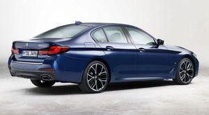 BMW 5 Series LCI 2012 sắp ra mắt có gì đặc biệt?