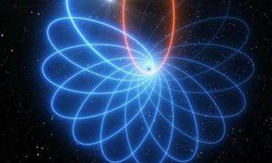 Bí ẩn vũ trụ: Ngôi sao nhảy múa xung quanh lỗ đen siêu lớn