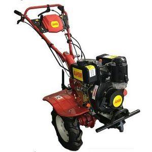 Từ thợ sửa xe máy trở thành chủ doanh nghiệp chế tạo máy nông nghiệp đa năng