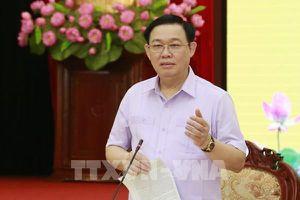 Bí thư Hà Nội: Tiếp tục xử lý nghiêm cán bộ vi phạm trước kỳ Đại hội Đảng bộ các cấp