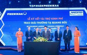Tập đoàn Phenikaa đồng hành cùng Giải thưởng Tạ Quang Bửu