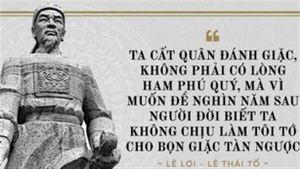 Chùa Chân Tiên với Lễ thề thành Đông Quan