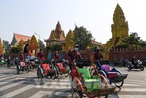 Campuchia dỡ bỏ lệnh cấm nhập cảnh với 6 nước