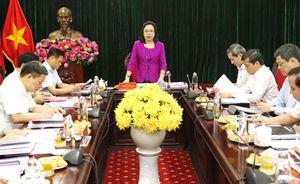 Quận ủy Ba Đình sẵn sàng tổ chức Đại hội Đảng bộ quận nhiệm kỳ 2020-2025