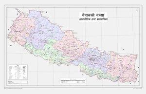 Nepal ra bản đồ chính trị mới, Ấn Độ ám chỉ 'lệnh bên thứ 3', Thủ tướng Oli tiếp tục 'đổ thêm dầu'