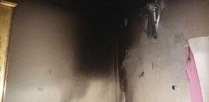 Cháy phòng ngủ lúc rạng sáng, 4 người bị bỏng nặng