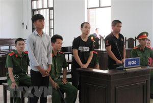 Phạt tù nhóm thanh niên xâm hại tập thể người dưới 16 tuổi