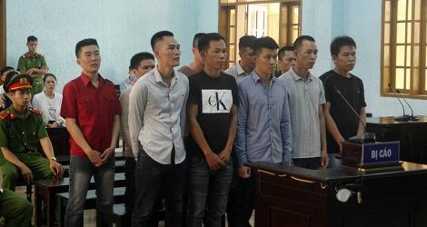 Tuyên án đường dây vận chuyển gỗ trái phép từ Kon Tum về tỉnh Gia Lai