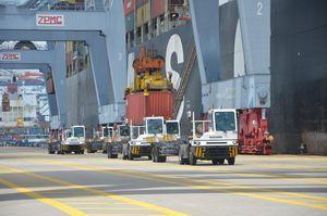 Ưu tiên nguồn lực cho phát triển cảng biển và dịch vụ hậu cần cảng