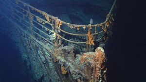 Kế hoạch cắt xác tàu Titanic, thu hồi hiện vật quý giá gây tranh cãi kịch liệt