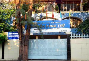 TP.HCM: 5 giáo viên Trường THPT Nguyễn Công Trứ xin ra khỏi Công đoàn