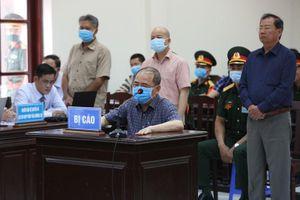 Xét xử cựu Đô đốc Nguyễn Văn Hiến: Thu hồi quyền sử đụng 3 khu đất 'vàng' tại TP.HCM