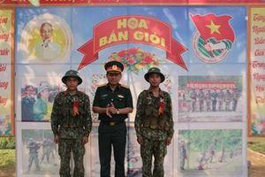 Chiến sĩ 'ba giỏi'