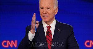 Ứng cử viên Joe Biden chiến thắng cuộc bầu cử sơ bộ tại Hawaii
