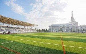 Xuýt xoa với những hình ảnh sân vận động hoành tráng tại trường Đại học hàng đầu Việt Nam - VinUni