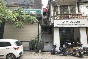 Quận Thanh Xuân tham vấn ý kiến cơ quan pháp luật để giải quyết tranh chấp tại ngõ 28 phố Tô Vĩnh Diện