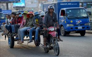 Nỗi lo làn sóng COVID-19 thứ hai ảnh hưởng đến kinh doanh tại Campuchia