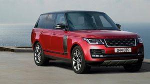 Jaguar Land Rover tiết lộ doanh số bán phiên bản đặc biệt