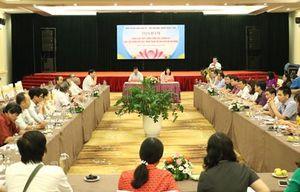 Tọa đàm nâng cao chất lượng sáng tác, quảng bá các tác phẩm văn học, nghệ thuật về Chủ tịch Hồ Chí Minh