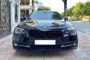 Có nên mua BMW 520i dùng 6 năm tại Việt Nam hơn 1 tỷ đồng?