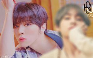 Đâu chỉ có fan, cựu thành viên X1 Wooseok cũng 'lọt hố' visual vạn người mê của nam thần này nhà BTS
