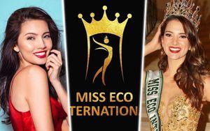 Hoa hậu Sinh thái Quốc tế 2019 bị tước vương miện vì mang bầu ngay trong nhiệm kỳ