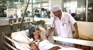 Nỗ lực cứu sống bệnh nhân suy đa tạng do hội chứng Brugada
