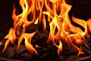 Kỳ án người phụ nữ tự bốc cháy thành tro