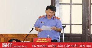 Lời cuối cùng của một tử tù ở Hà Tĩnh