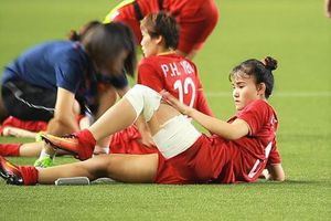 HLV Park Hang Seo hứa mời 'thần y' chữa chấn thương cho Chương Thị Kiều