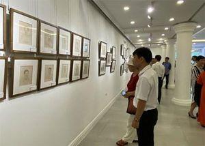 Triển lãm tranh kỷ niệm 100 năm ngày sinh họa sĩ Huỳnh Văn Thuận