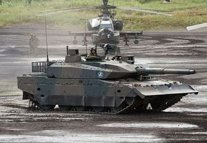 'Nắm đấm thép' chủ lực Type-10 của Lục quân Nhật Bản mạnh thế nào?