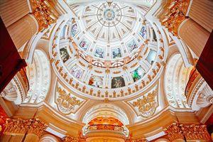 Choáng ngợp tòa lâu đài dát vàng nghìn tỷ của đại gia Ninh Bình