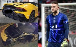 Cựu thủ môn Chelsea suýt chết vì tai nạn giao thông