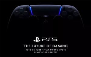 Nóng: Sony sẽ tổ chức sự kiện liên quan đến máy chơi game PlayStation 5 vào ngày 4/6