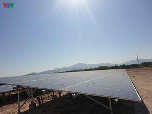 Khởi công Nhà máy điện năng lượng mặt trời hơn 6.200 tỷ đồng