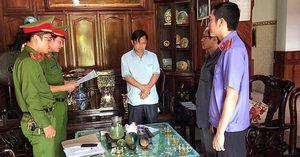 Quảng Bình: Bắt cựu đại tá về hành vi lừa đảo