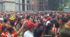 Vì sao 8.000 công nhân Công ty TNHH Chí Hùng đình công?