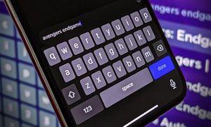 Cách sử dụng smartphone làm bàn phím cho ti vi thông minh