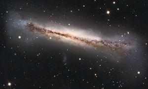 Bụi làm mờ vũ trụ của chúng ta như thế nào?