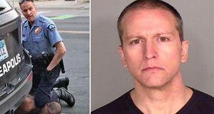 Cảnh sát ghì gối làm chết người đàn ông da màu phải chuyển tù vì nghi tự sát