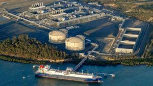 Shell xem xét bán các tài sản LNG tại Úc với giá 3 tỷ USD