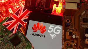 Anh cân nhắc tìm nguồn cung thiết bị mạng 5G mới thay thế Huawei