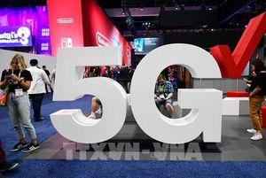 Anh cân nhắc tìm nguồn cung thiết bị mạng 5G từ Hàn Quốc và Nhật Bản