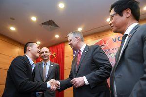 Doanh nghiệp Việt Nam tặng Mỹ 1,3 triệu khẩu trang