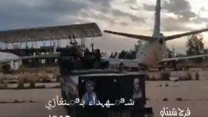 Libya nóng bỏng khi Tướng Haftar cầu viện khẩn Ai Cập