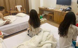Nghệ An: Bắt giữ 5 nam thanh niên thuê khách sạn 'bay lắc'