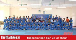 Vovinam Thanh Hóa tưởng niệm cố võ sư Nguyễn Lộc