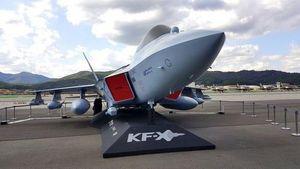 Mỹ cung cấp động cơ đầu tiên cho tiêm kích tàng hình KF-X của Hàn Quốc